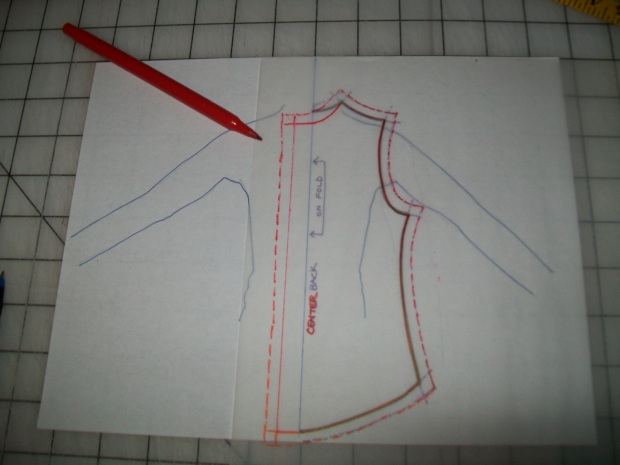 Matt Shirt Pattern 3