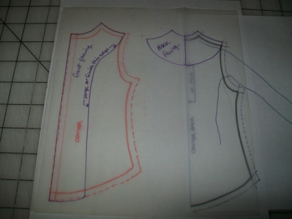 Matt Shirt Pattern 8