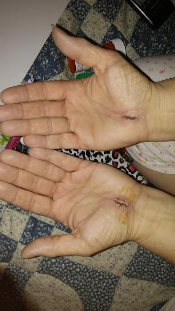 my hands 4 2017