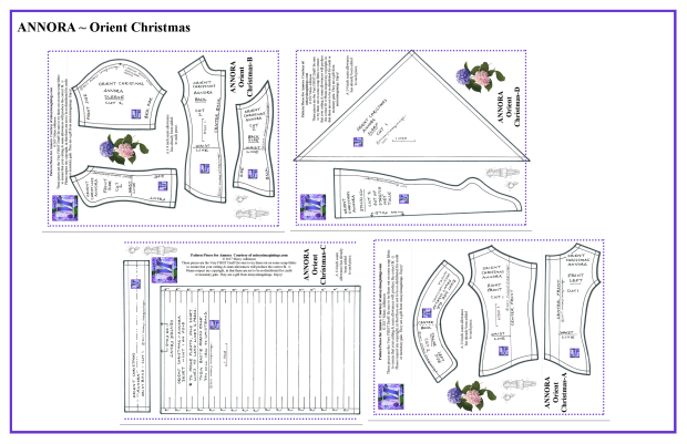 Annora Orient Christmas