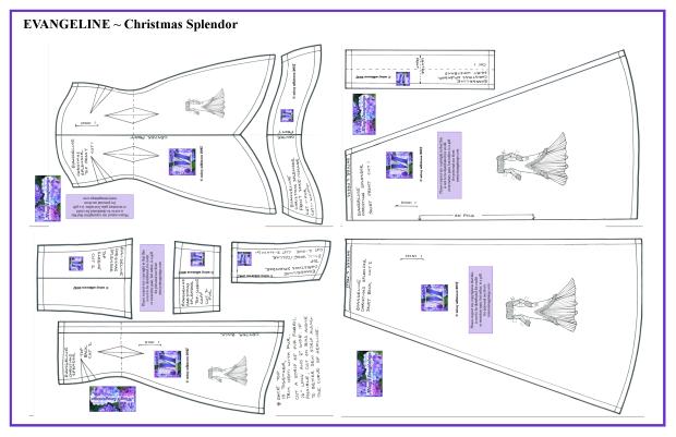 Evangeline Christmas Splendor