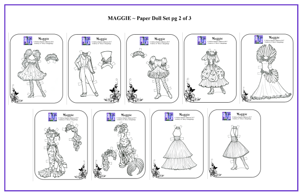 Maggie Set 2