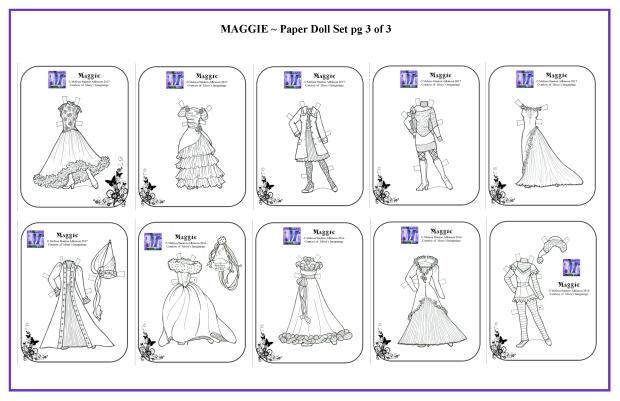 Maggie Set 3