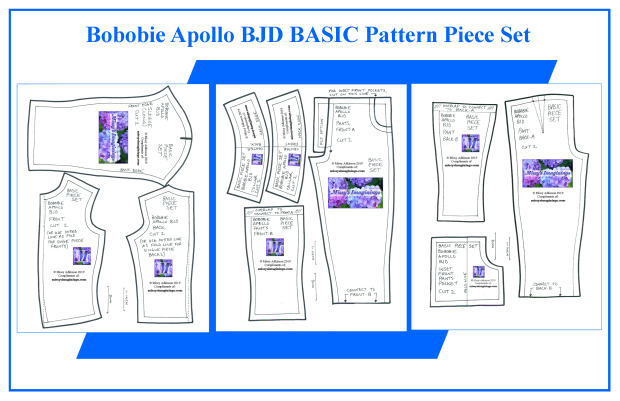 Bobobie Apollo BASIC Set