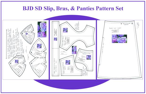 BJD SD Undies