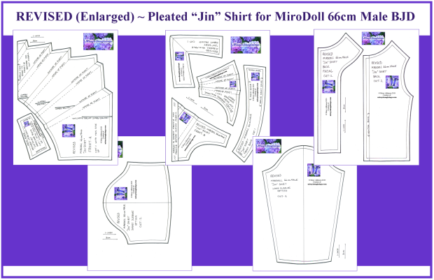 REVISED Jin Shirt - Miro 66