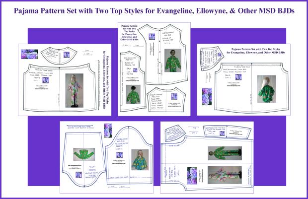 Evie-Ell-MSD Pajama Set