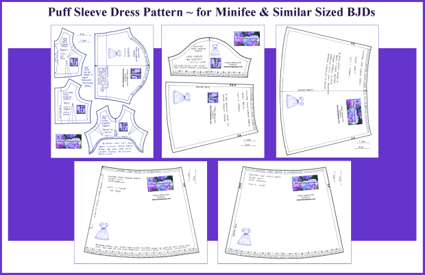 minifee-puff-sleeve-dress